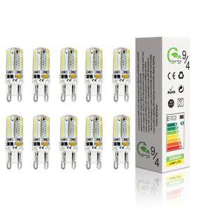 AMPOULE - LED Elinkume Ampoule Spot LED 10X G9 3W Blanc Froid 64