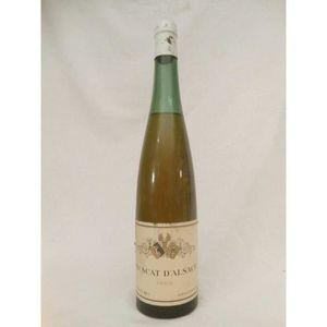 VIN BLANC muscat nicolas blanc 1960 - alsace