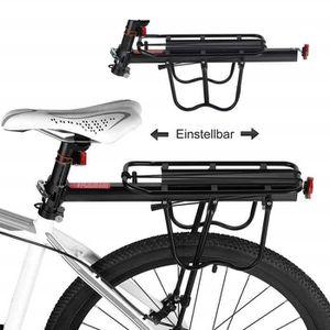 PORTE-BAGAGES VÉLO Vélo arrière Rack Aluminium Vélo Montagne Support