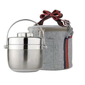 LUNCH BOX - BENTO  1.5L  Boîte de Repas  Boîte Alimentaire  Garde-cha