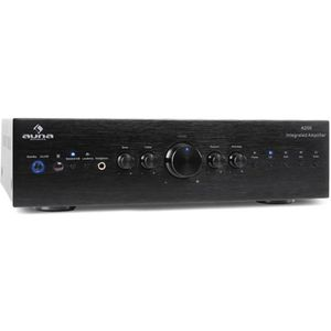 AMPLIFICATEUR HIFI auna AV2-CD708 - Amplificateur HiFi stereo avec 5