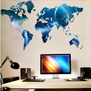 stickers planisphere achat vente stickers planisphere. Black Bedroom Furniture Sets. Home Design Ideas