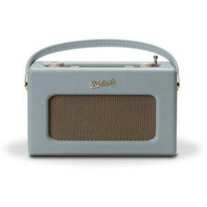 Radio réveil Radio numérique Roberts Revival RD70 bleu • Radio