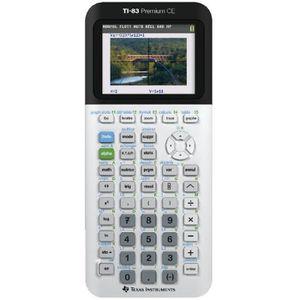 CALCULATRICE TEXAS INSTRUMENTS TI-83 Premium CE Calculatrice Gr