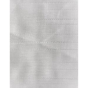 VOILAGE Voilage Cristallin - 135 x 240 cm - Blanc