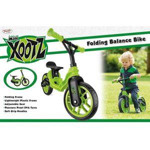 DRAISIENNE Toyrific Mini Xootz pliant Draisienne vert