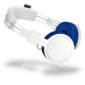 CASQUE - ÉCOUTEURS URBANEARS HELLAS Casque Audio Bluetooth - Blanc et