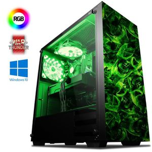 UNITÉ CENTRALE  VIBOX Killstreak GL960-276 PC Gamer - AMD 8-Core,