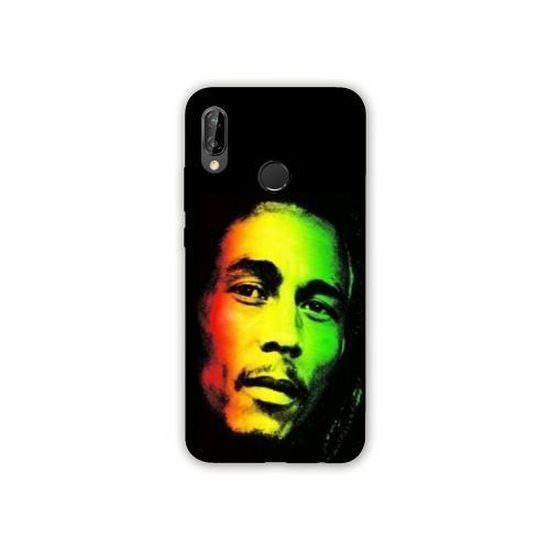 Coque Huawei Honor 10 Lite / P Smart (2019) Bob Marley taille unique Bob Marley 2 N
