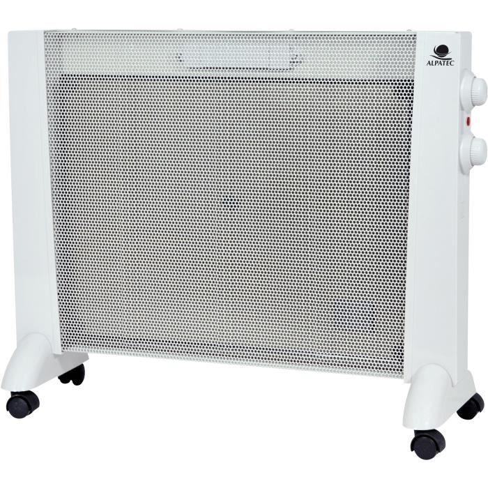 Panneaux rayonnant PRMB 1600 W blanc
