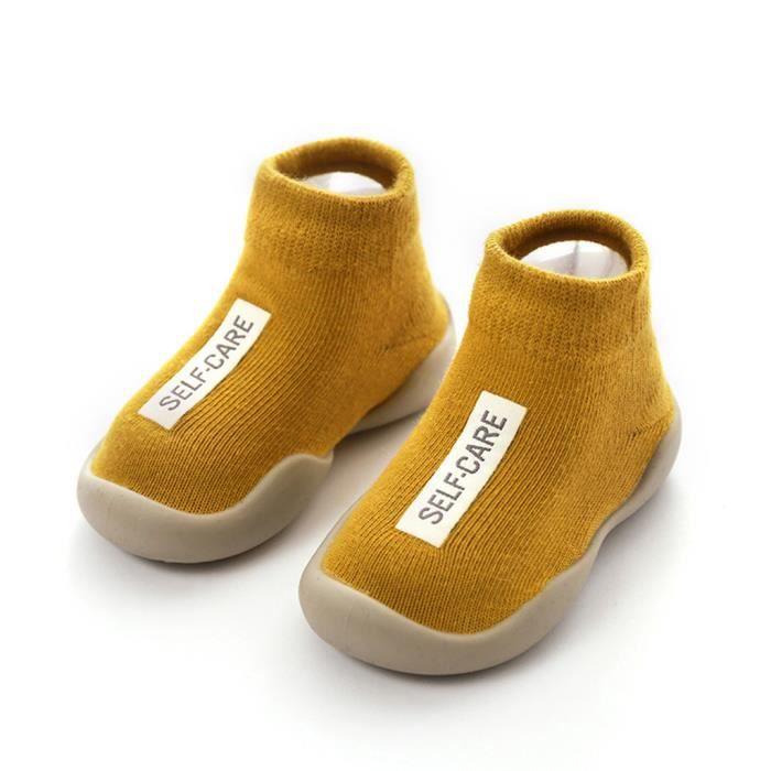 Soins bébéChaussettes chaudes tricotées anti-dérapantes pour bébés enfants filles YKK90827330YE21_YOU