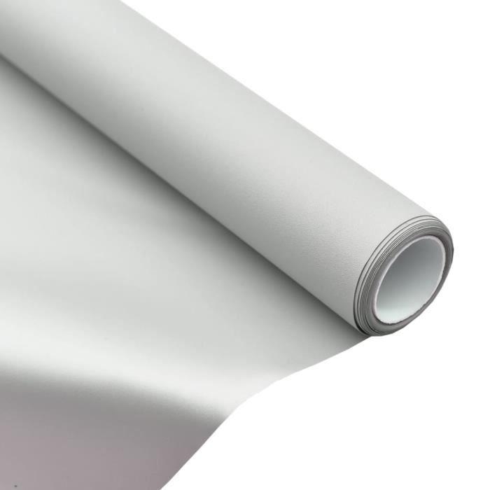 Joli & Mode 5791 - Tissu d'Écran de projection Design Moderne - PVC métallique 50- 4:3