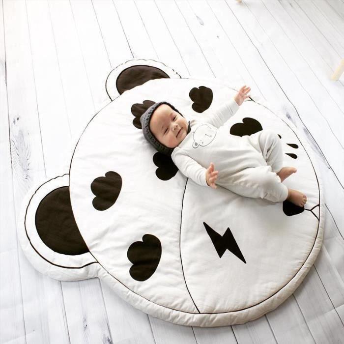 Tapis de bébé de bébé de coton de mode Tapis de jeu d'enfant Tapis décoratif de chambre d'enfant Ve08704