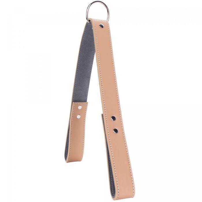 Sangles en cuir Crunch strap - Taille unique