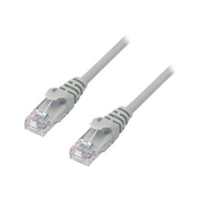 MCL Câble réseau - 15 m Catégorie 6a - Pour Périphérique réseau