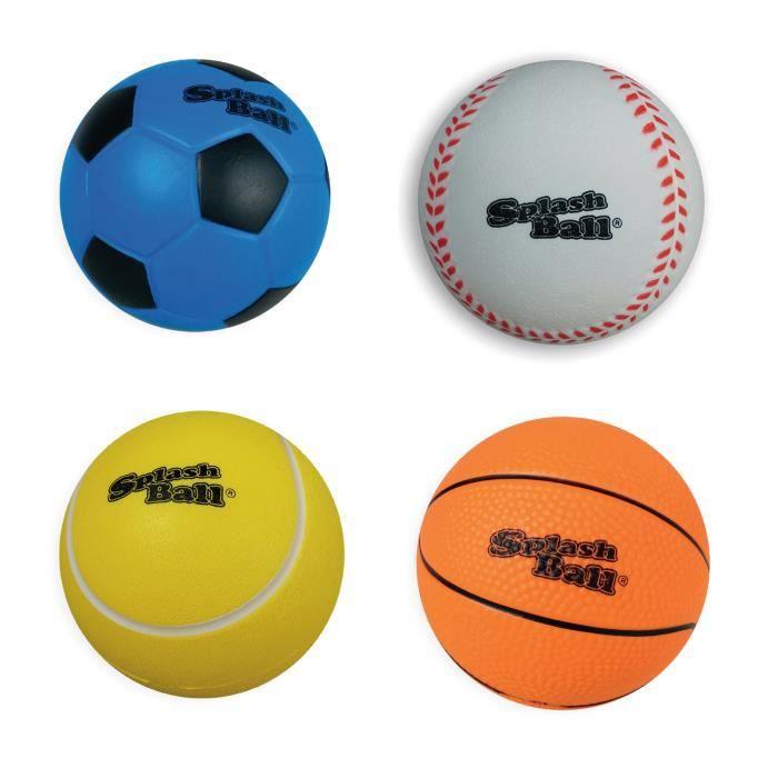 Splash Ball Sport (à l'assortiment) aille Unique Coloris Unique