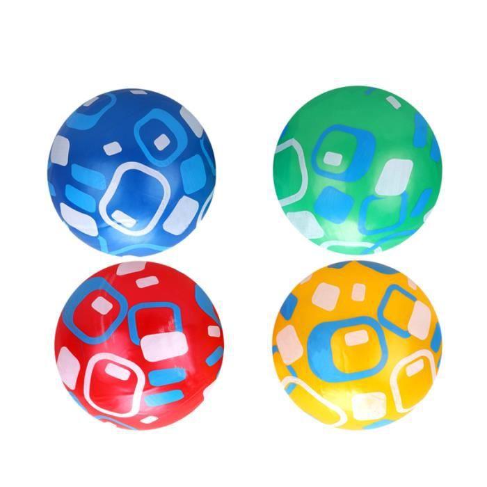 4pcs enfants jouets gonflables balles rebondissantes élastiques pour jouer CORDE A SAUTER