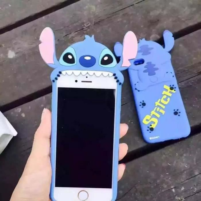 coque iphone 6 plus stitch silicone