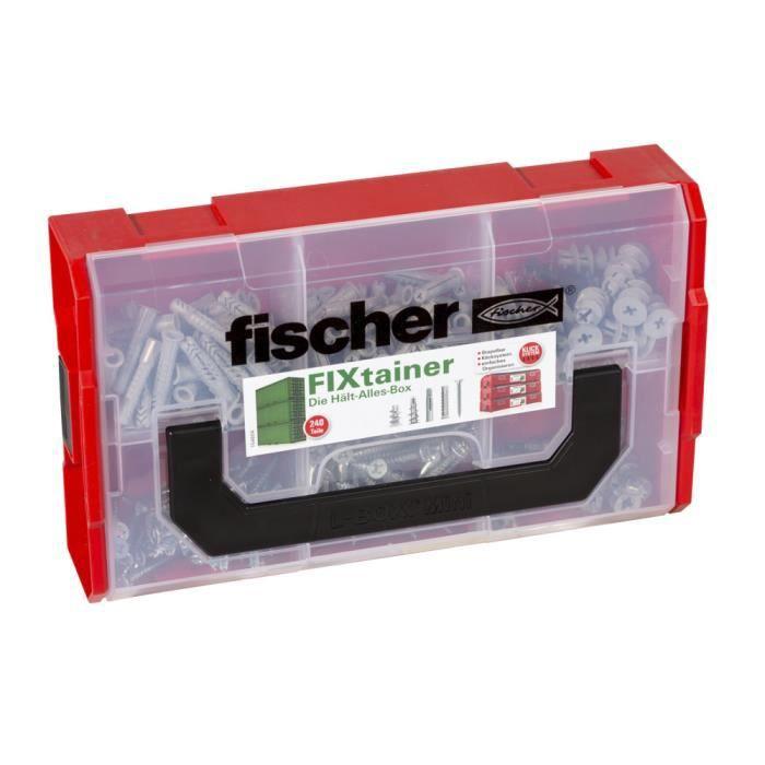 Redbox Outil Tech Boîte à outils avec étui de transport et accessoires
