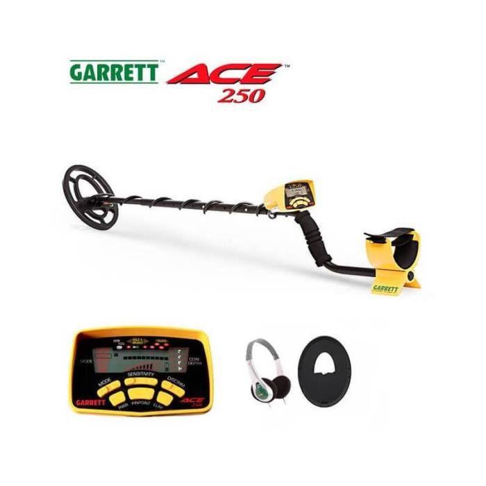 2-ACC Garrett ACE 150 casque housse-pluie