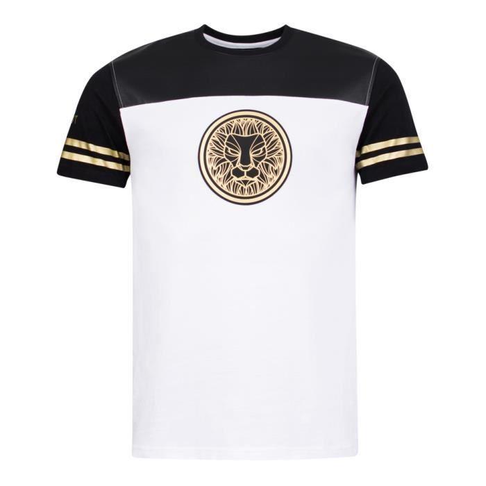 T-Shirt Unkut Duke Blanc