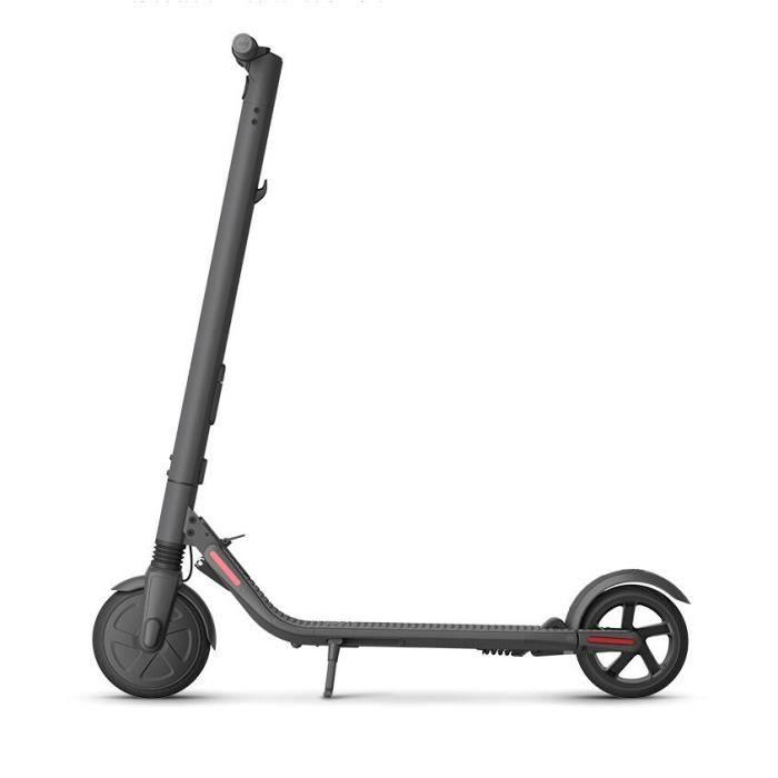 Photo de trottinette-electrique-ninebot-segway-es2-scooter-electrique-se-pliant-roues