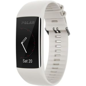 MONTRE OUTDOOR - MONTRE MARINE POLAR A370 Montre Fitness Cardio Poignet - Blanc -