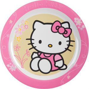 Hello Kitty Assiette - 22 cm