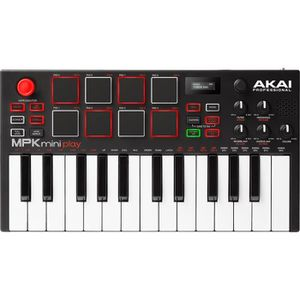 SAMPLER Akai Pro - MPKMINIPLAY - Clavier maître 25 mini to