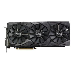 CARTE GRAPHIQUE INTERNE ASUS AREZ-STRIX-RX580-O8G-GAMING OC Edition carte