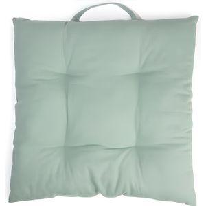 COUSSIN DE CHAISE  Galette de Chaise 100% Coton 40 x 40 x 4 cm Non Dé