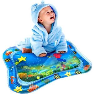 TAPIS ÉVEIL - AIRE BÉBÉ JCU® Tapis Aquarium d'eau Centre de Jeu bébé Gonfl