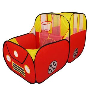 BALLES PISCINE À BALLES Car en forme de bébé Parc pour bébé Jouer Tente Po