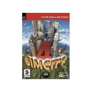 JEU PC Sim City 4 - Hits Collection - Jeu PC