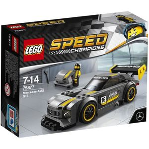 ASSEMBLAGE CONSTRUCTION LEGO® Speed Champions 75877 Mercedes AMG GT3