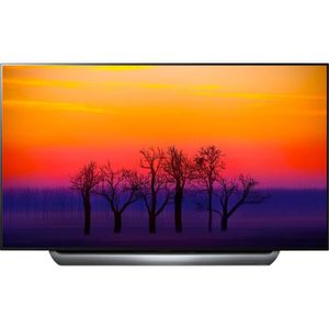 Téléviseur LED LG OLED65C8 TV OLED 4K UHD - 65