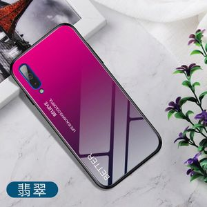Coque Samsung Galaxy A50Rose Léger Souple PC TPU Double Couche Antichoc Anti