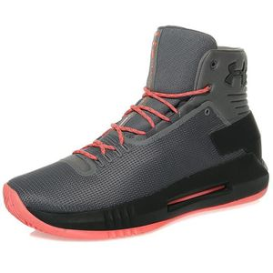 size 40 31071 de075 CHAUSSURES BASKET-BALL Chaussures Drive 4 Gris Basketball Homme Under Arm  ...