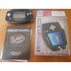 CONSOLE GAME BOY ADVANCE soncole gameboy advance