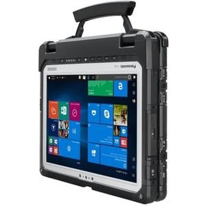 ORDINATEUR 2 EN 1 Panasonic Toughbook 33 Tablette avec socle pour cl