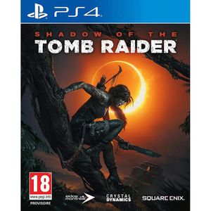JEU PS4 Shadow of the Tomb Raider PS4 + 1 Manette ps4 Sony