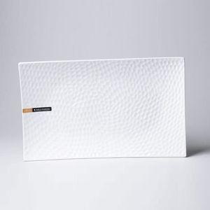 PLAT DE SERVICE Plat rectangle dune 36X22cm