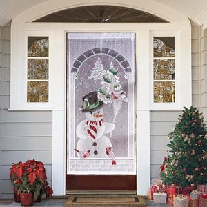 RIDEAU TEMPSA 213cm x 101cm Rideaux de Fenêtre Décoration