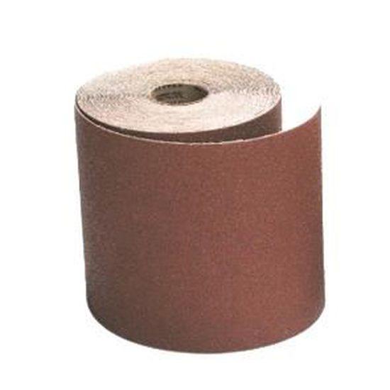 RIKAMA Lot de 48 bandes abrasives en tissu Grain 80 Grain 180 Grain 240 Grain 120 Grain 40 13 x 457 Grain 60