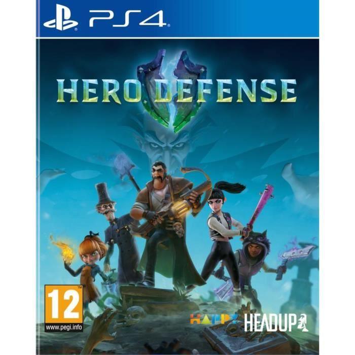 Hero Defense Jeu PS4