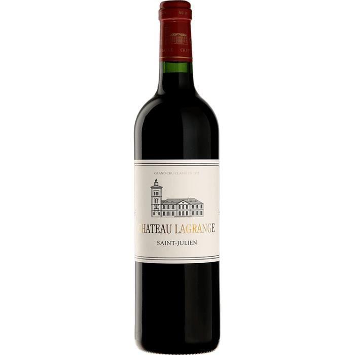 Chateau Lagrange - 2017 - Saint julien Lot de 6 bouteilles