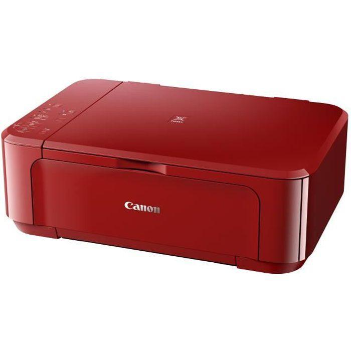 Canon Pixma Mg3650s Imprimante multifonctions couleur jet d'encre 216 x 297 mm (original) A4 Legal (support) jusqu'à 9.9 ipm...