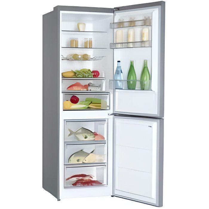 REF COMBI 384L A+++ NF WIFI GR APHITE - LG - Accueil > CODEP > EDM > Refrigerateur > Réfrigérateur COMBINE Codep
