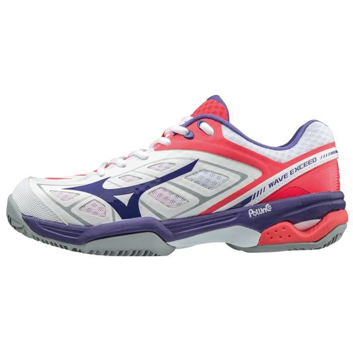 Chaussures femme Tennis Mizuno Wave Exceed Clay