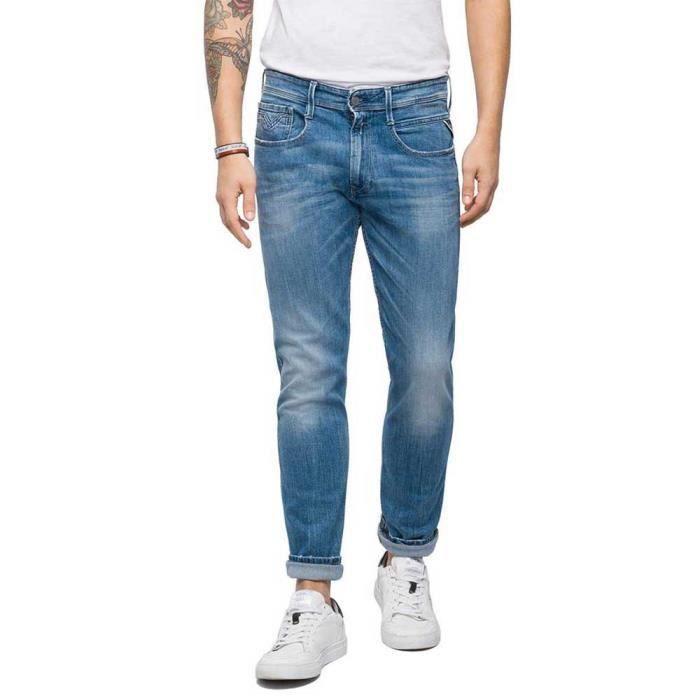 Vêtements Homme Pantalons Replay Slim Anbass L34